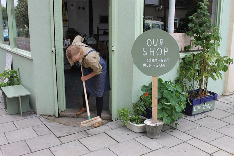 nunhead corner pop-up
