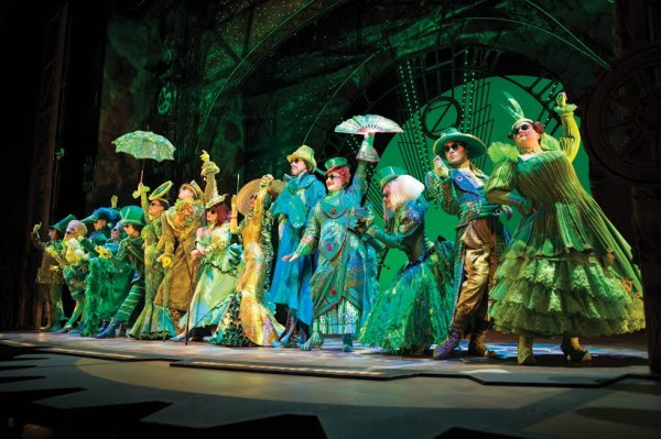 cast of wicked the musical
