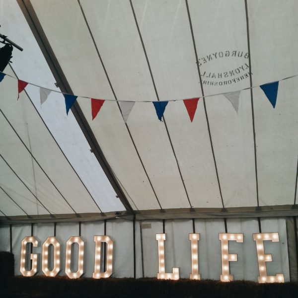Littlegreenshed blog - good life experience