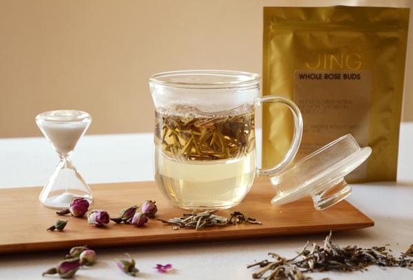 jing tea, littlegreenshed blog