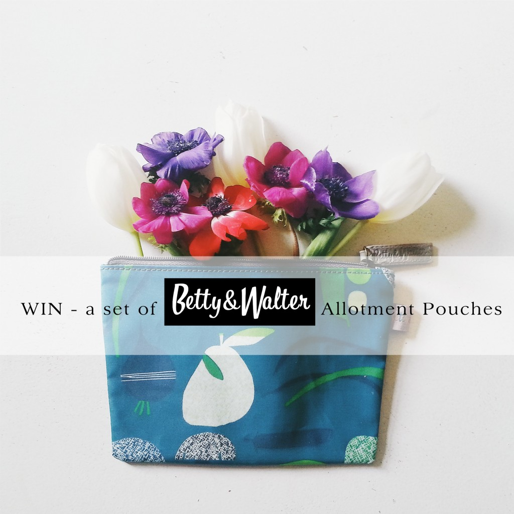 Betty and Walter, Littlegreenshed Blog, giveaway