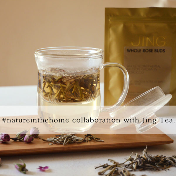 Littlegreenshed and Jing tea