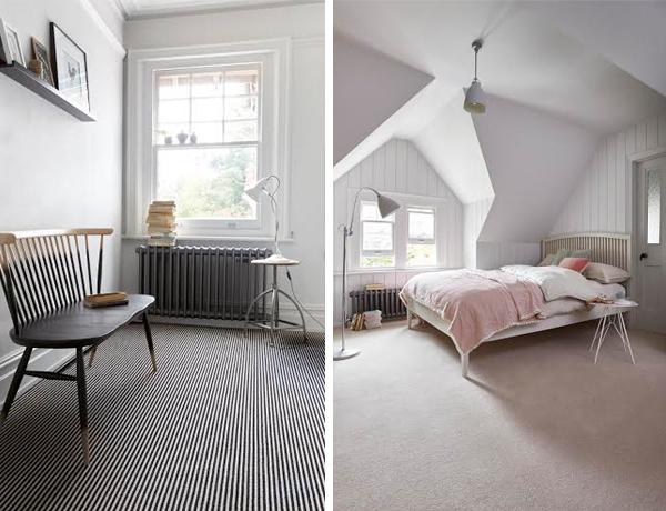Carpets or floor boards?