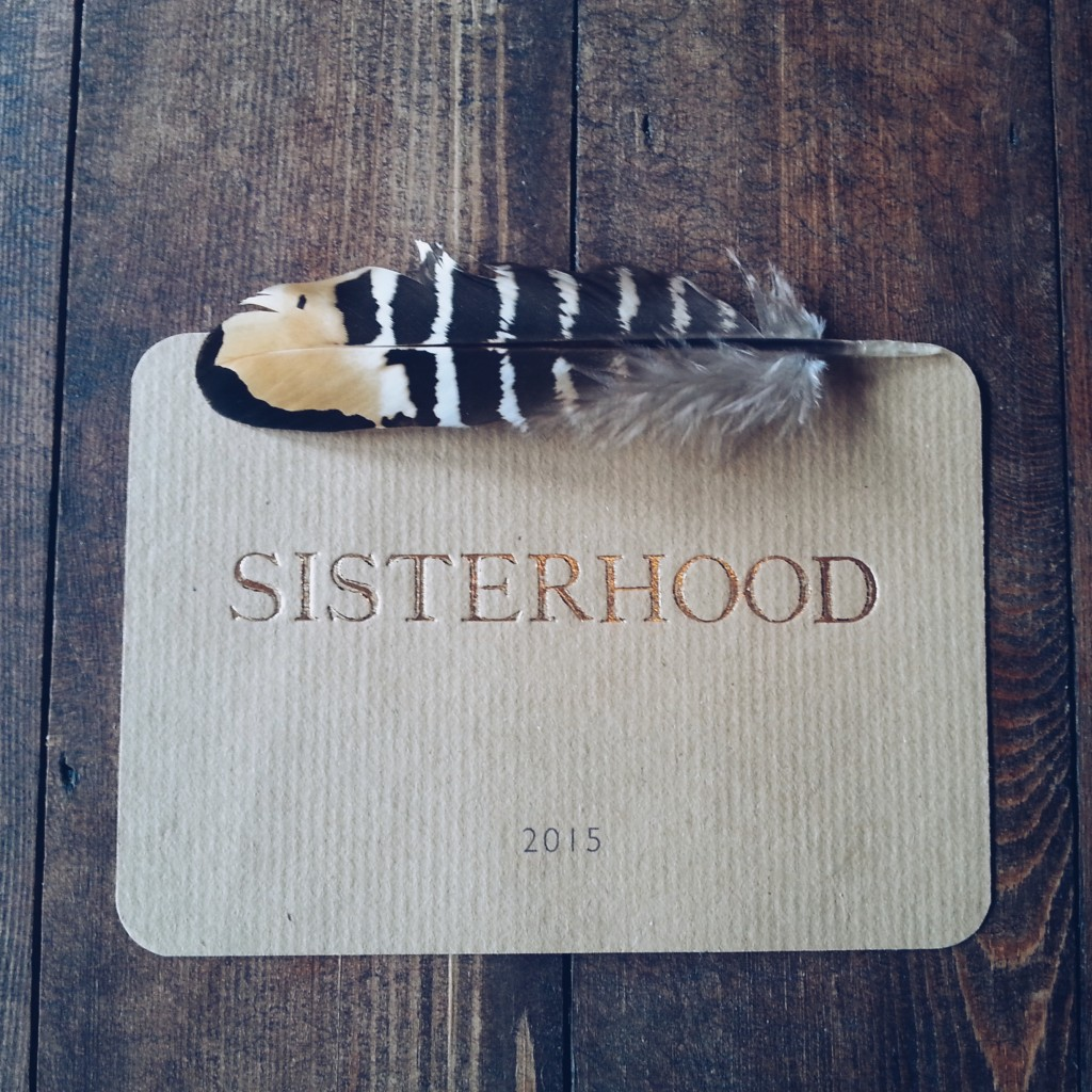 Sisterhood Camp 2015