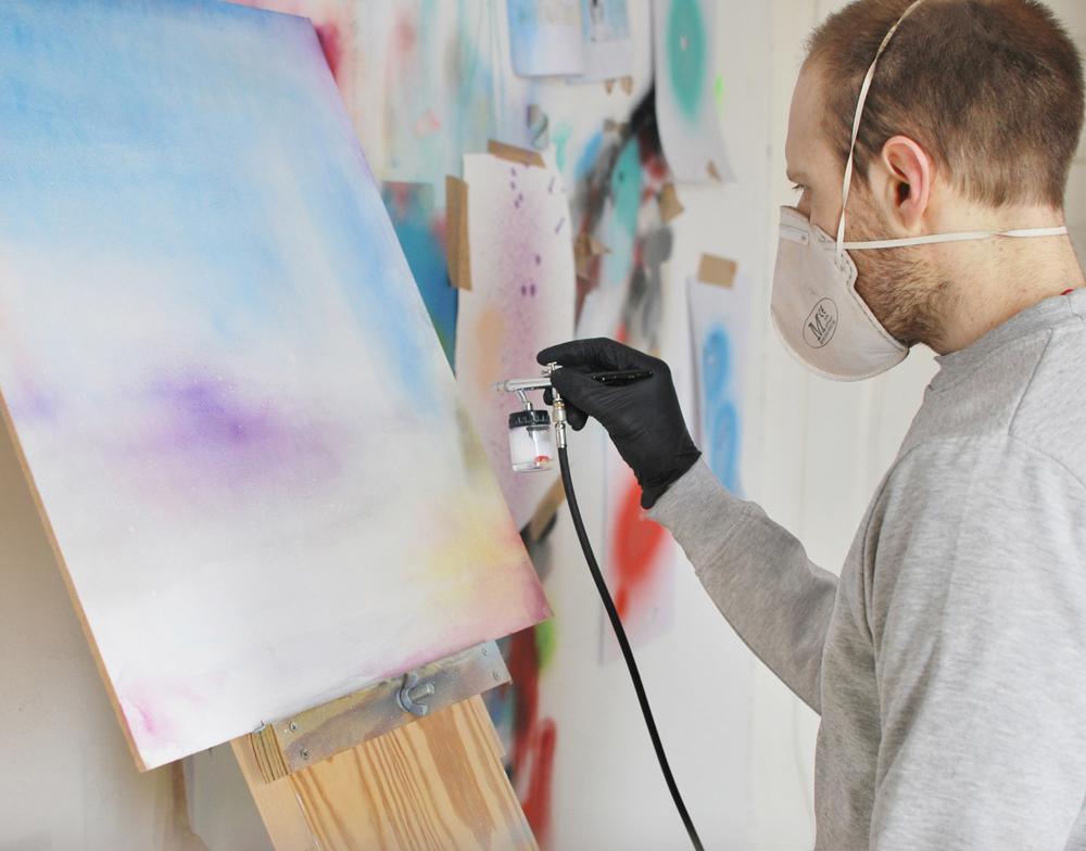 Lee Morris Malvern Artist Littlegreenshed