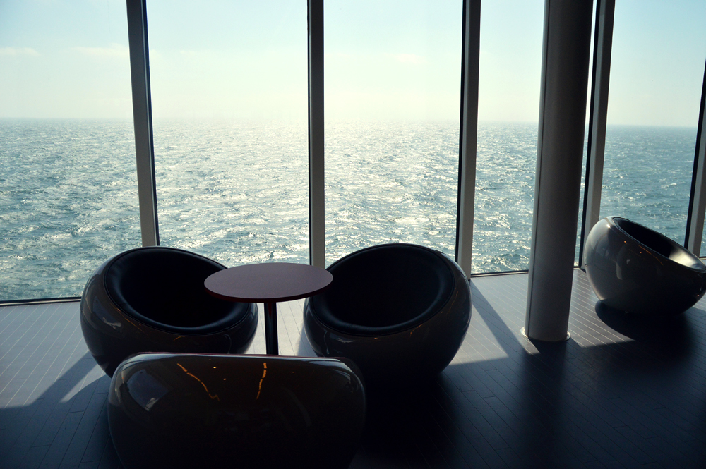 seating with a view