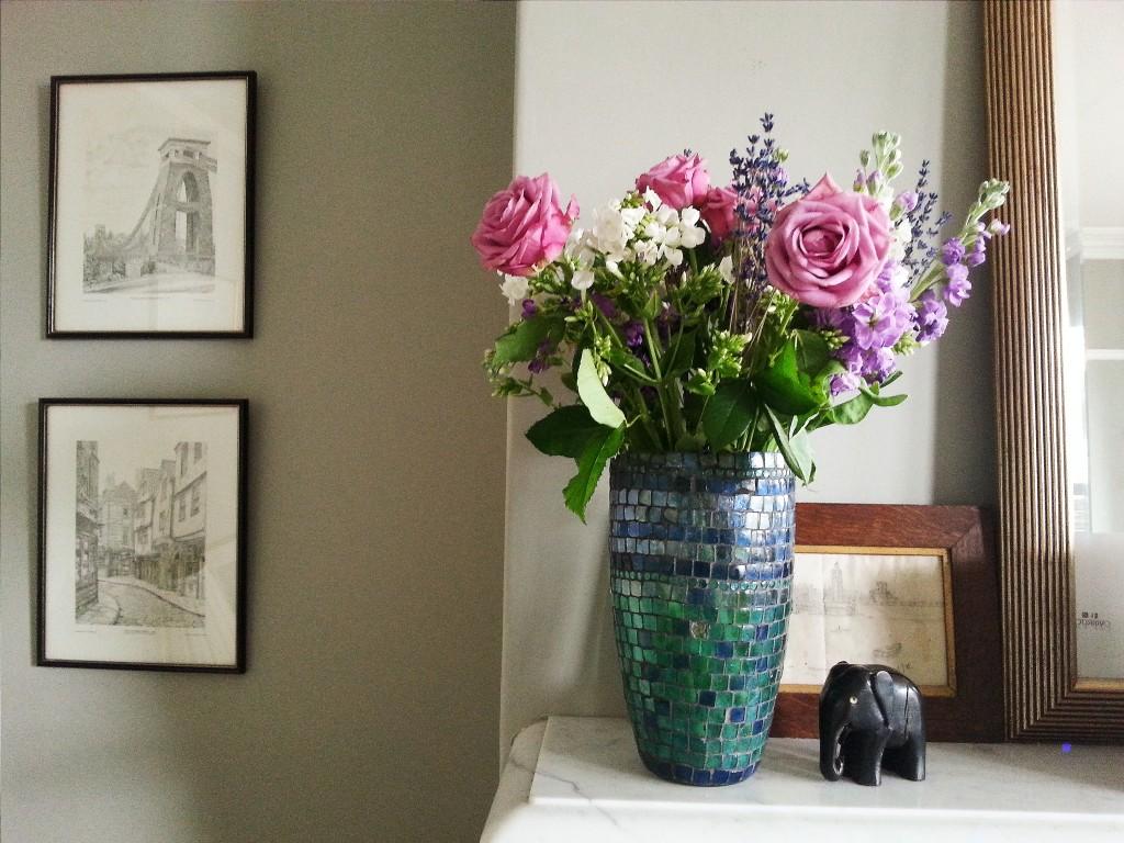 Serenata flowers, littlegreenshed blog