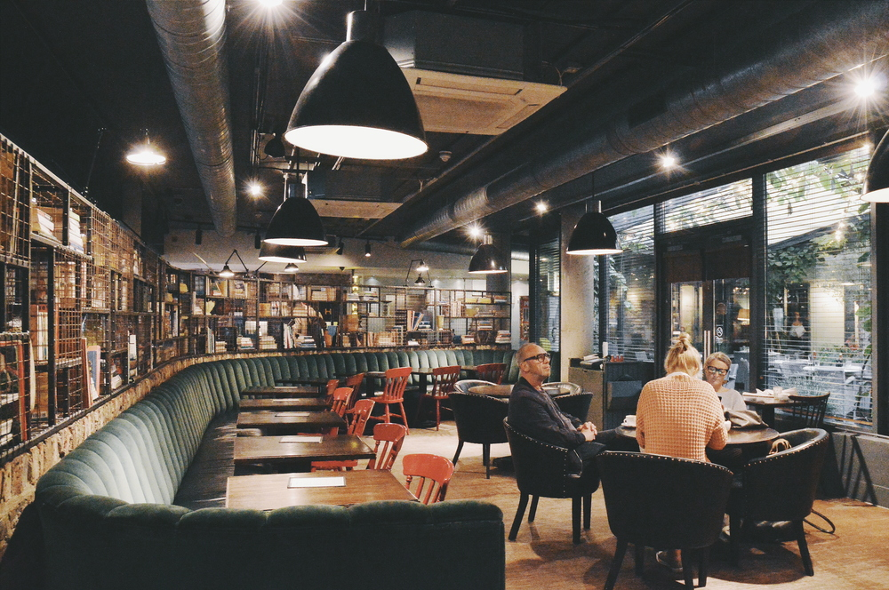 Littlegreenshed blog - The Hoxton Hotel, Shoreditch, London a review