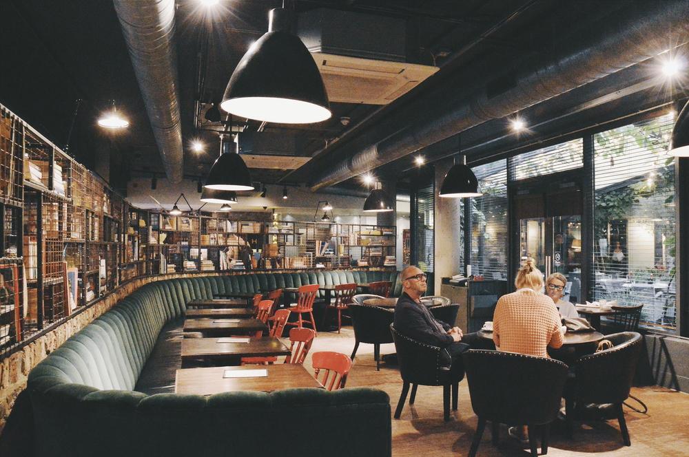 Littlegreenshed blog - The Hoxton Hotel, Shoreditch, London a review