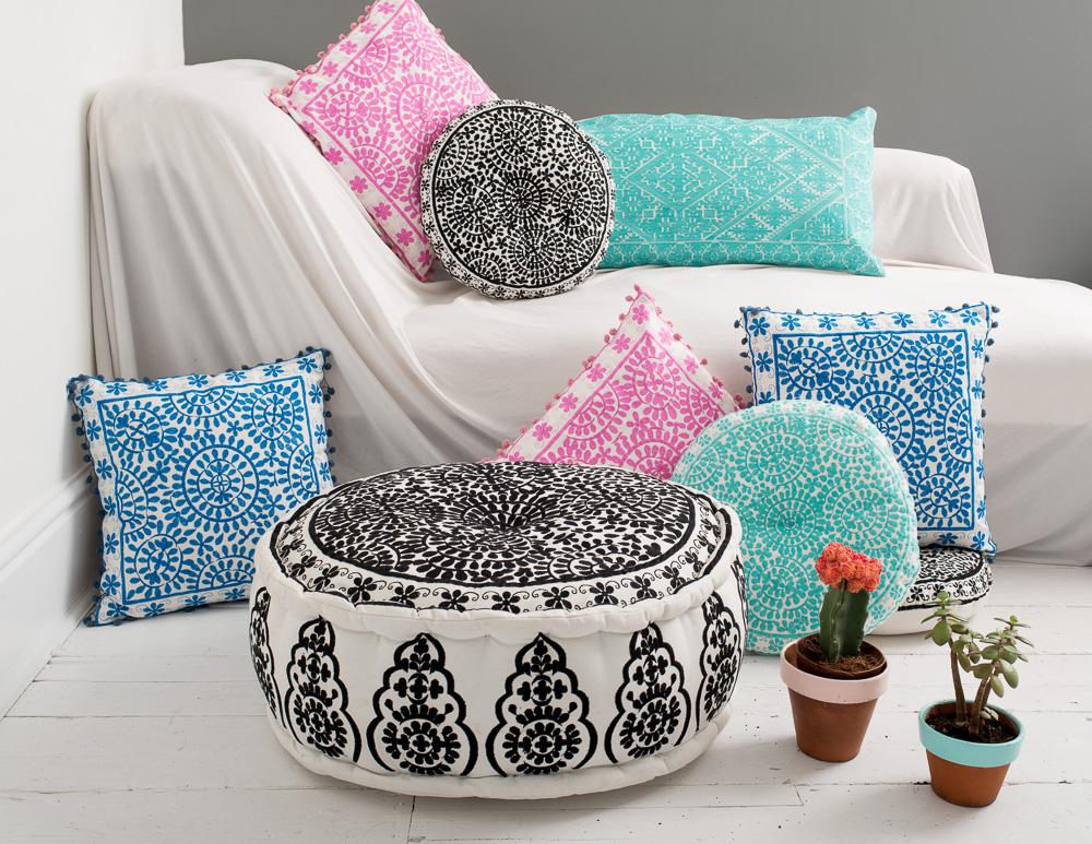 decorative accessories bombay duck cushion
