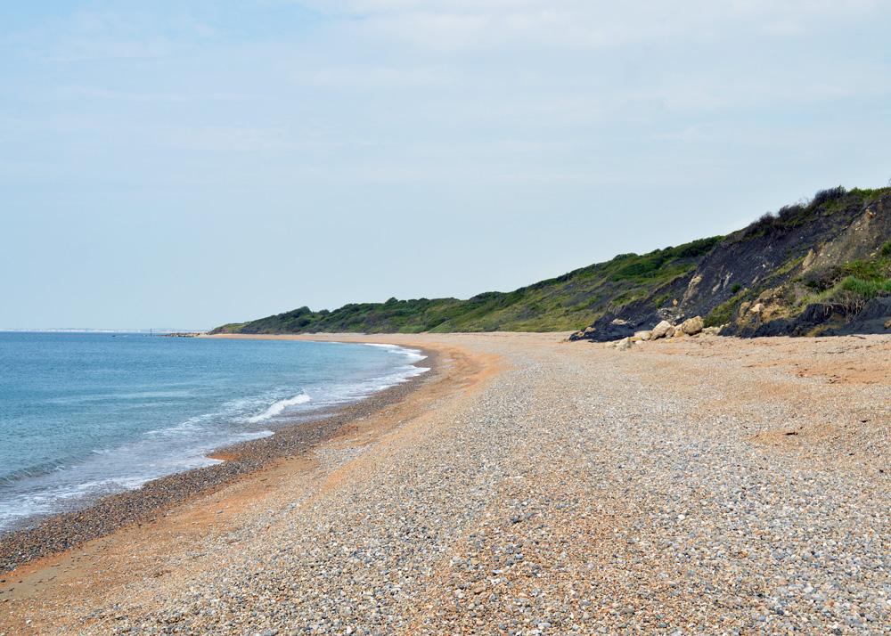 Dorset-beach-walk