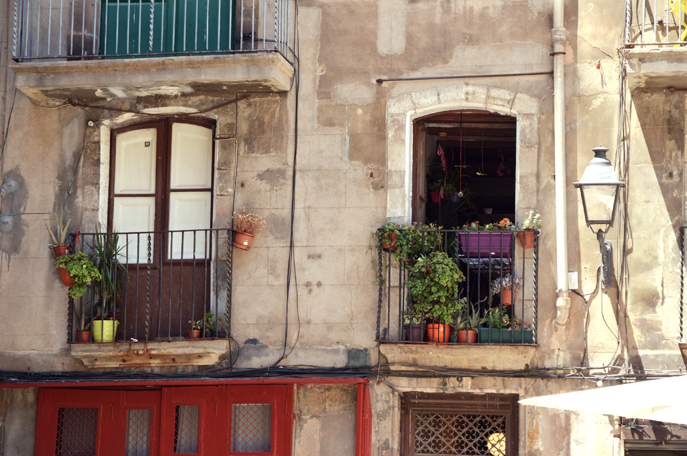 barcelona streets 2 - littlegreenshed blog