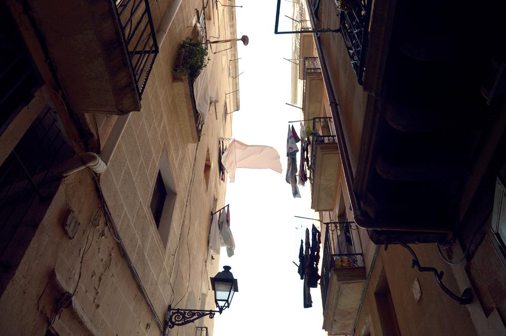 barcelona streets 5 - littlegreenshed blog