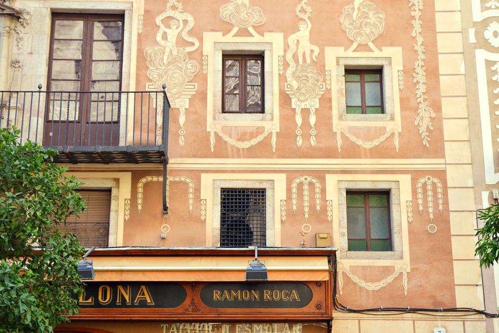 barcelona streets 6 - littlegreenshed blog
