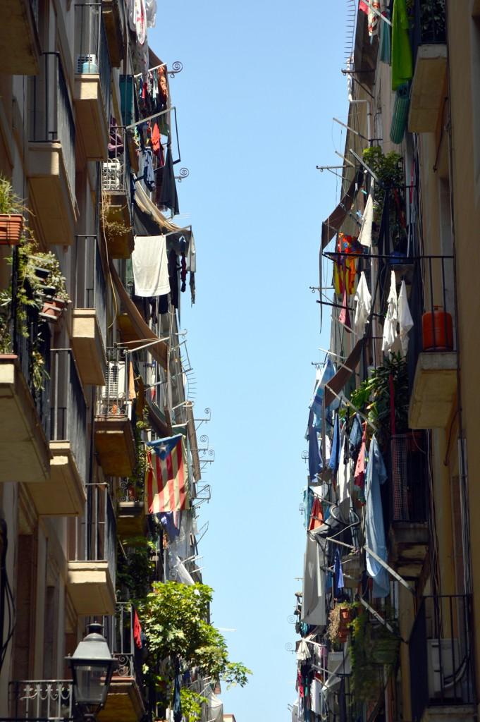 barcelona streets 8 - littlegreenshed blog