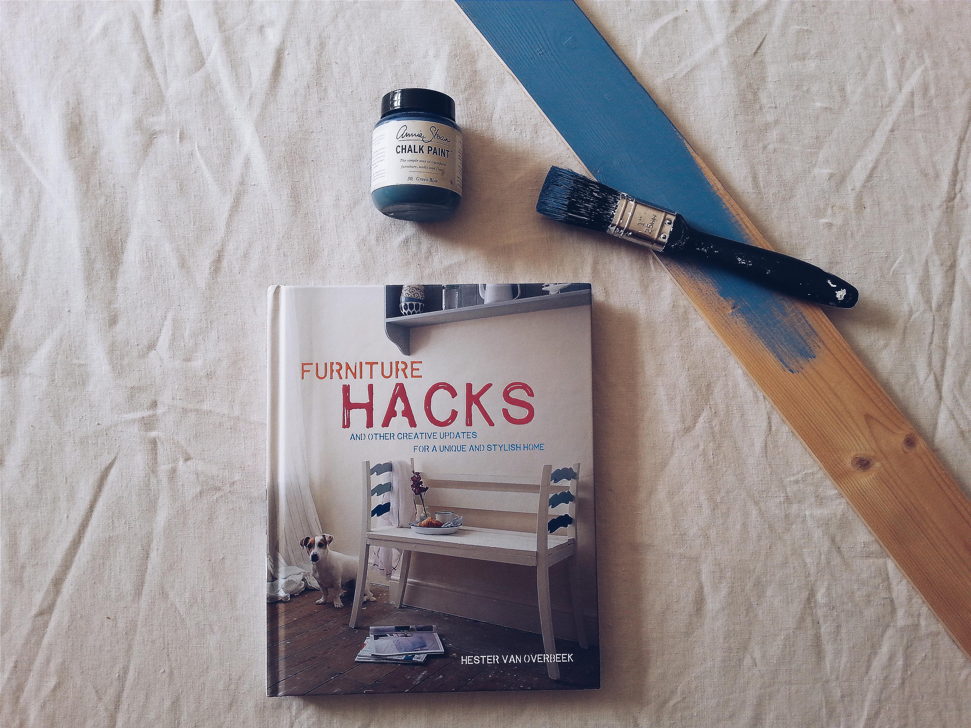 Furniture Hacks Book Tour Littlegreenshed Blog