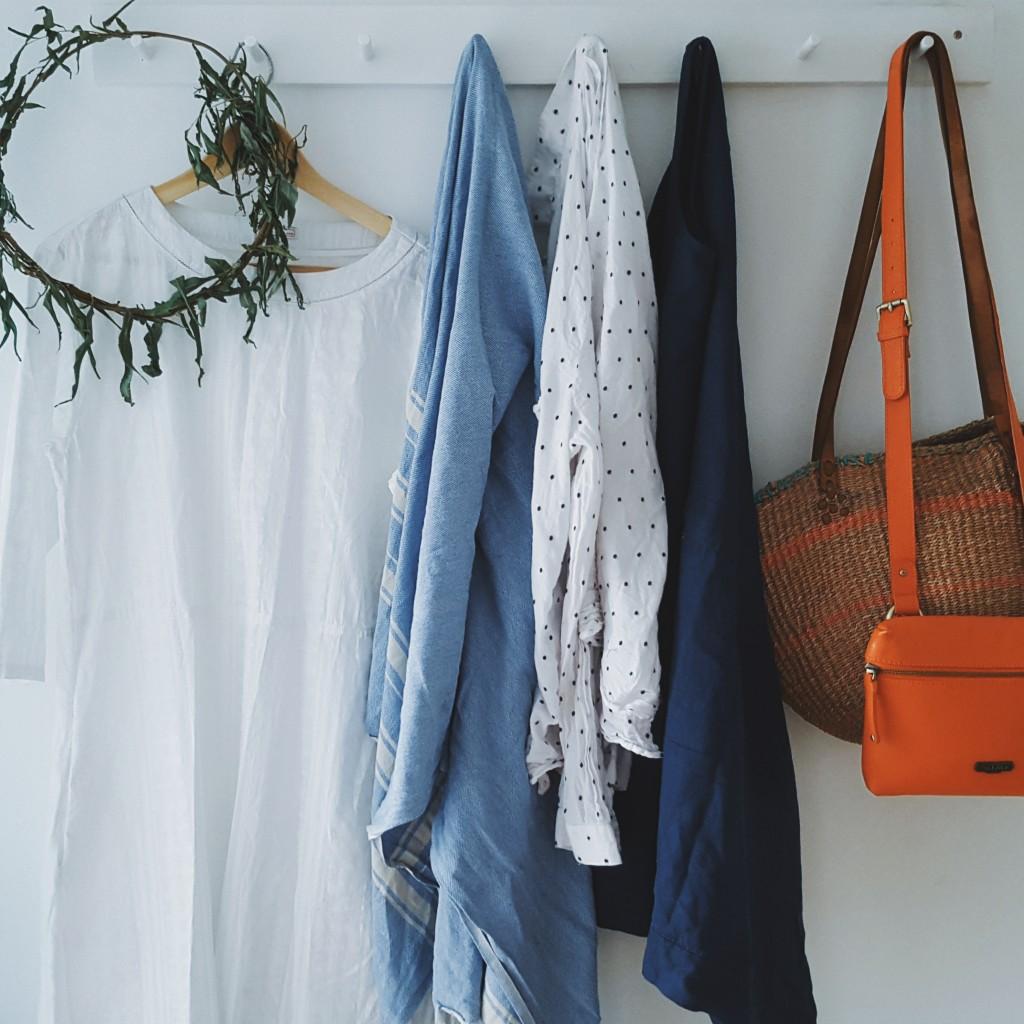 Travel - Littlegreenshed Packing a capsule wardrobe