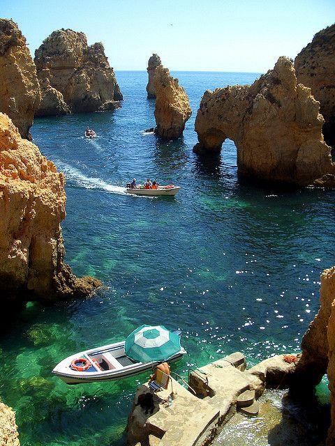 Algarve, Faro, flights, littlegreenshed