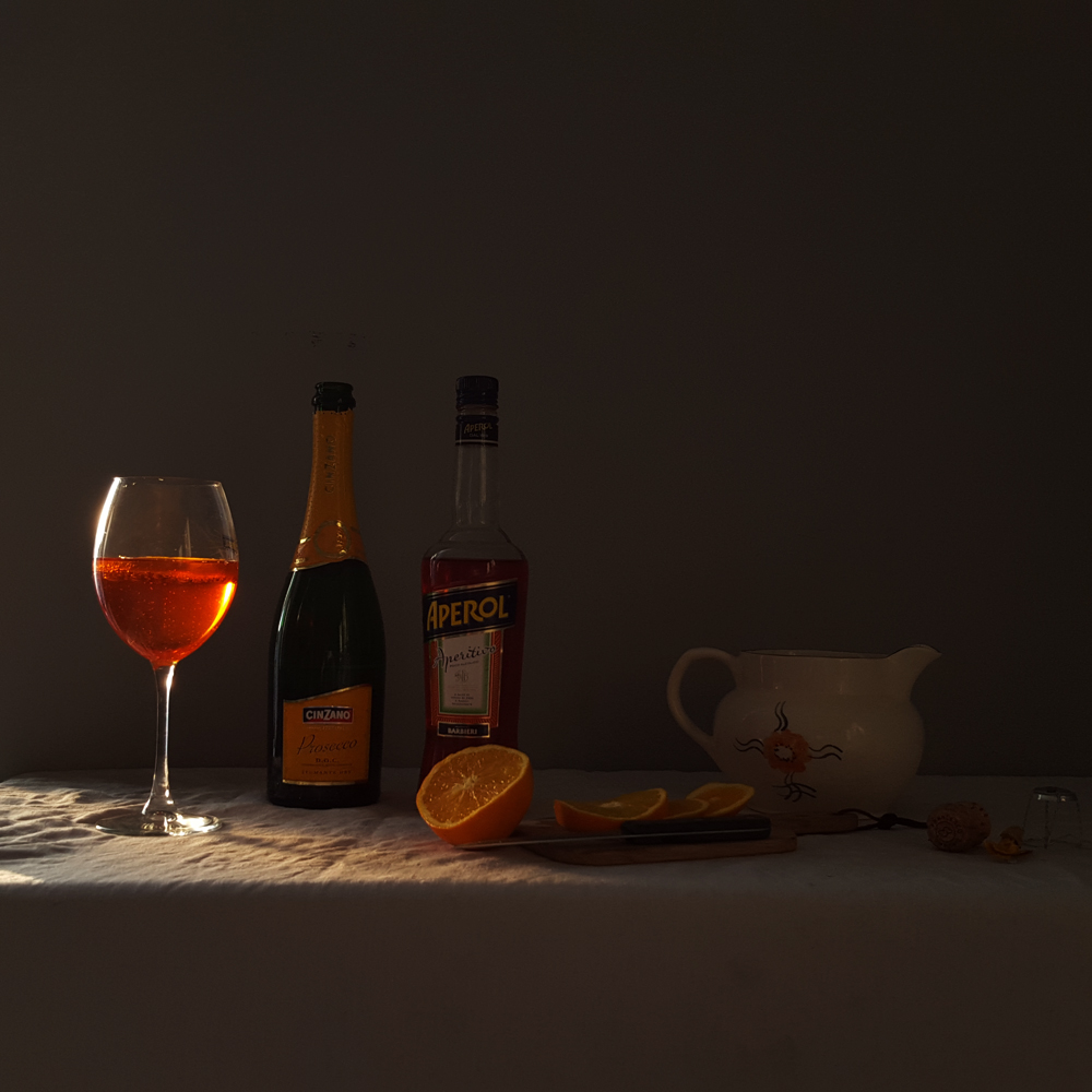 Aperol Spritz - Littlegreenshed blog 1