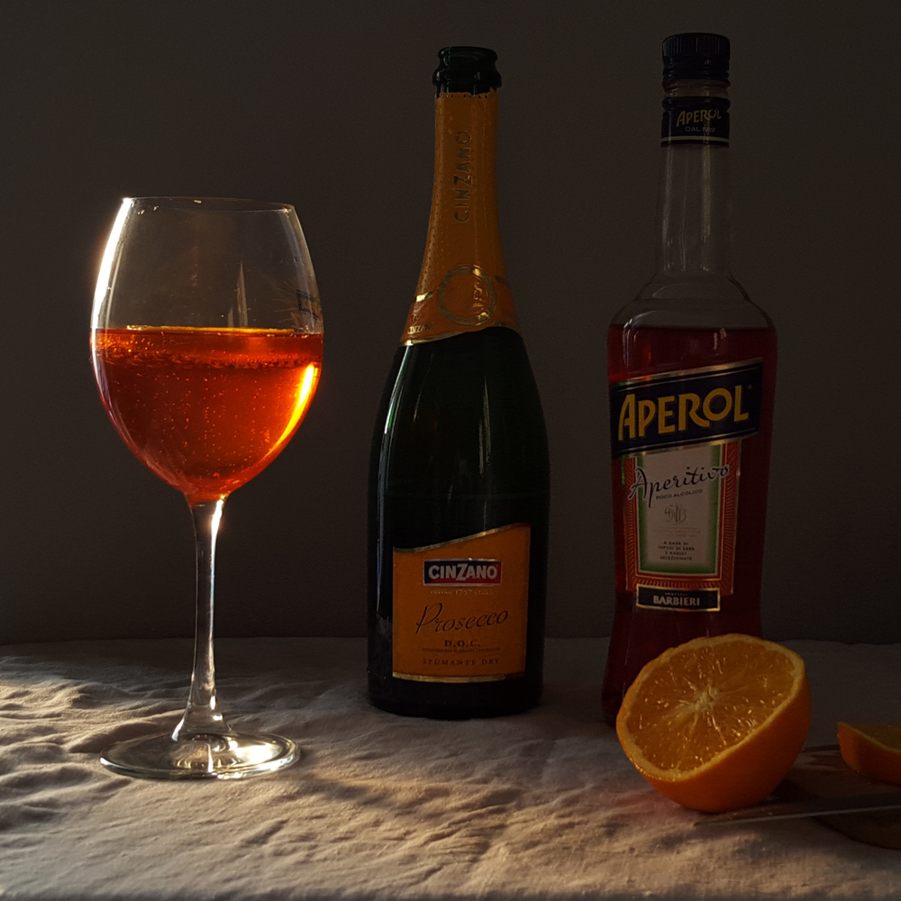 Aperol Spritz - Littlegreenshed blog 2