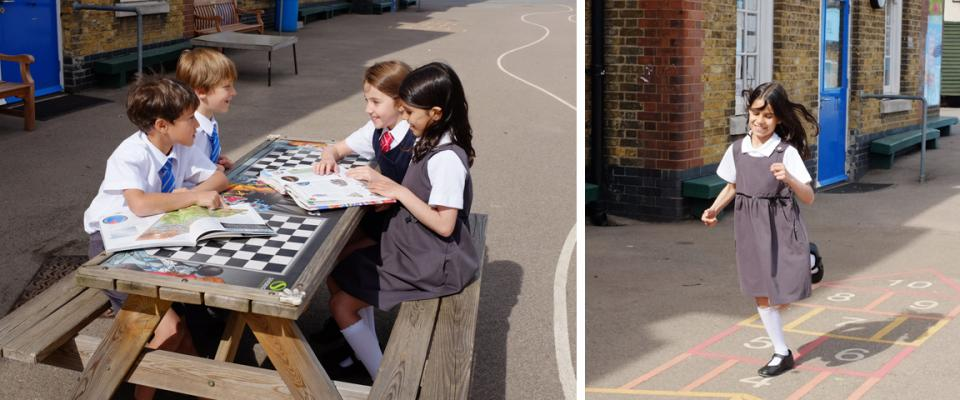 Littlegreenshed blog Eco Outfitters school uniform
