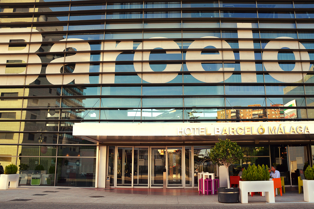 Barcelo-Hotel-Malaga-Littlegreenshed-blog-1