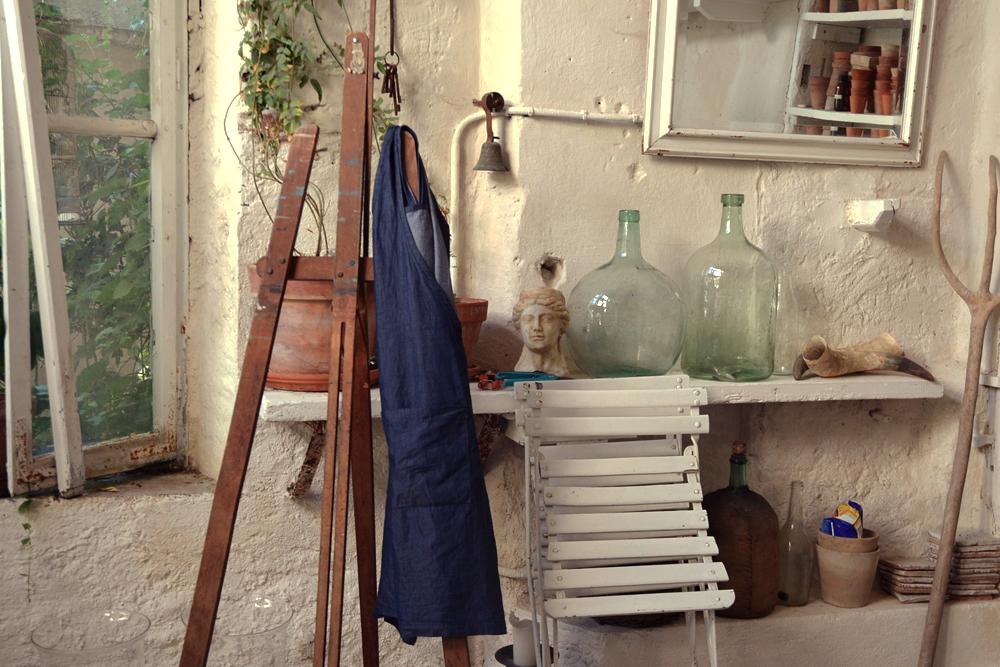 littlegreenshed blog - The Good Life Travelling dress 1