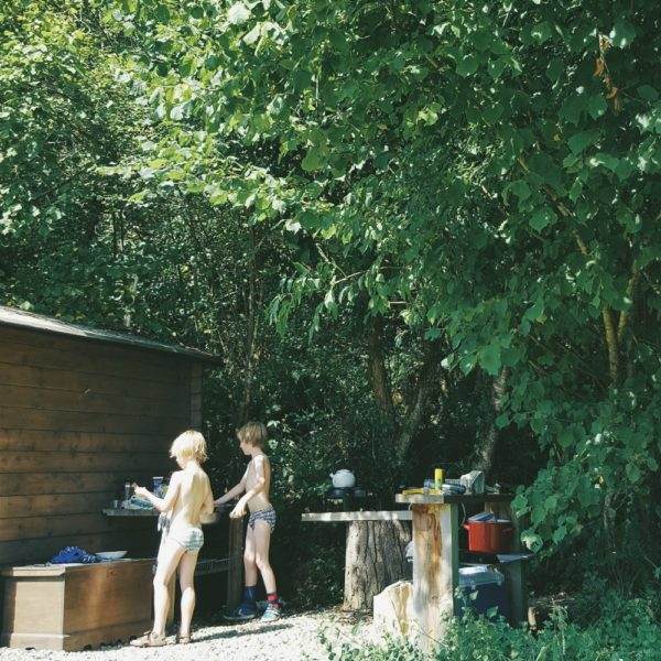 Travel Canopy & Stars Yurt France - Littlegreenshed blog