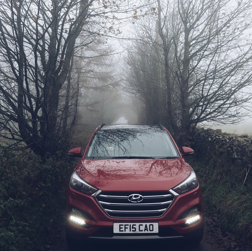 littlegreenshed UK lifestyle & travel blog - Hyundai Tucson review