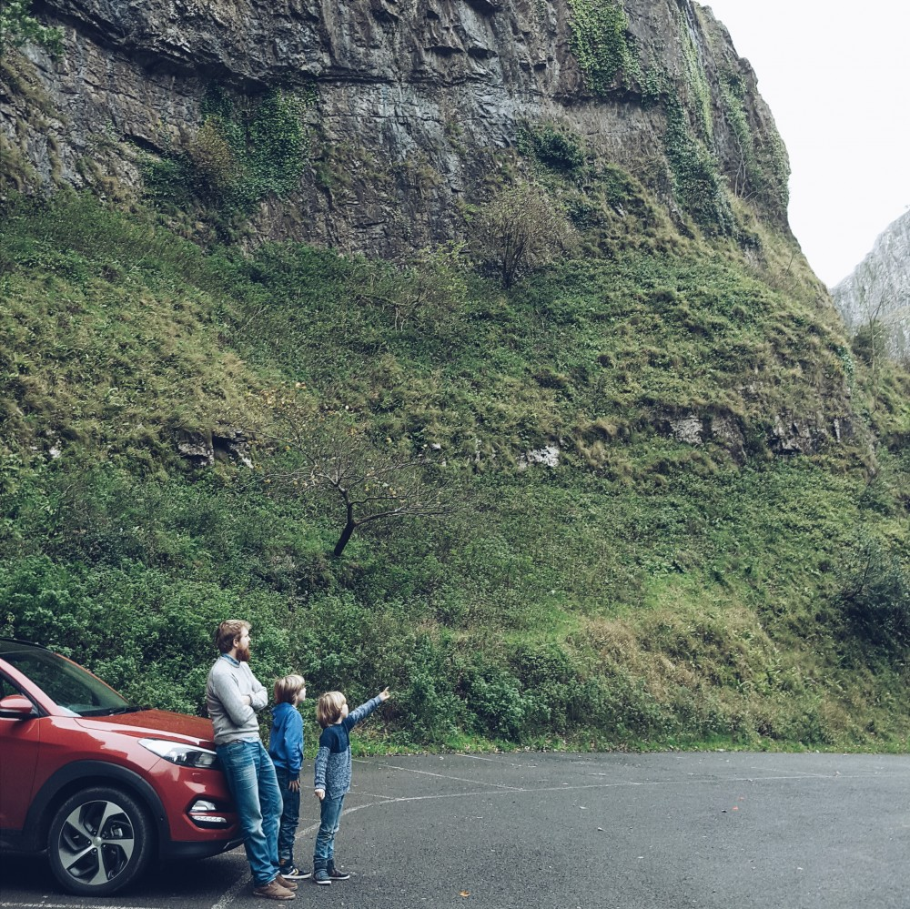 Littlegreenshed UK Lifestyle & Travel Blog - Review of Hyundai Tucson