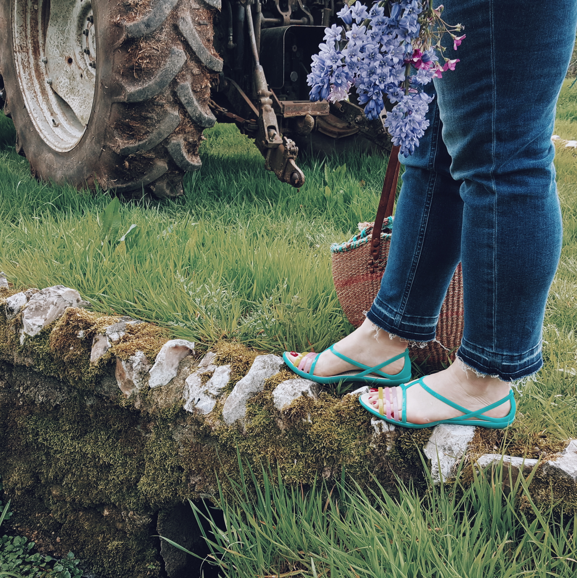 Littlegreenshed Blog crocs #momsdayoff