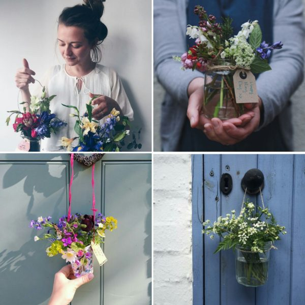 May Day posies round up Littlegreenshed blog