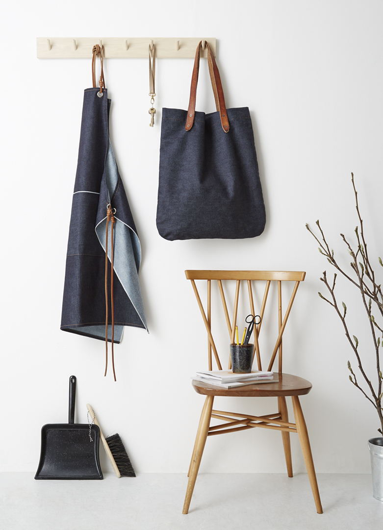 Denim Apron & Bag Minor Goods low res