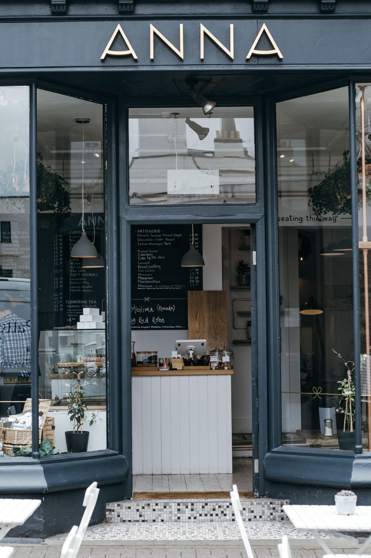 Lou Archell Anna Cafe Bristol June 2016