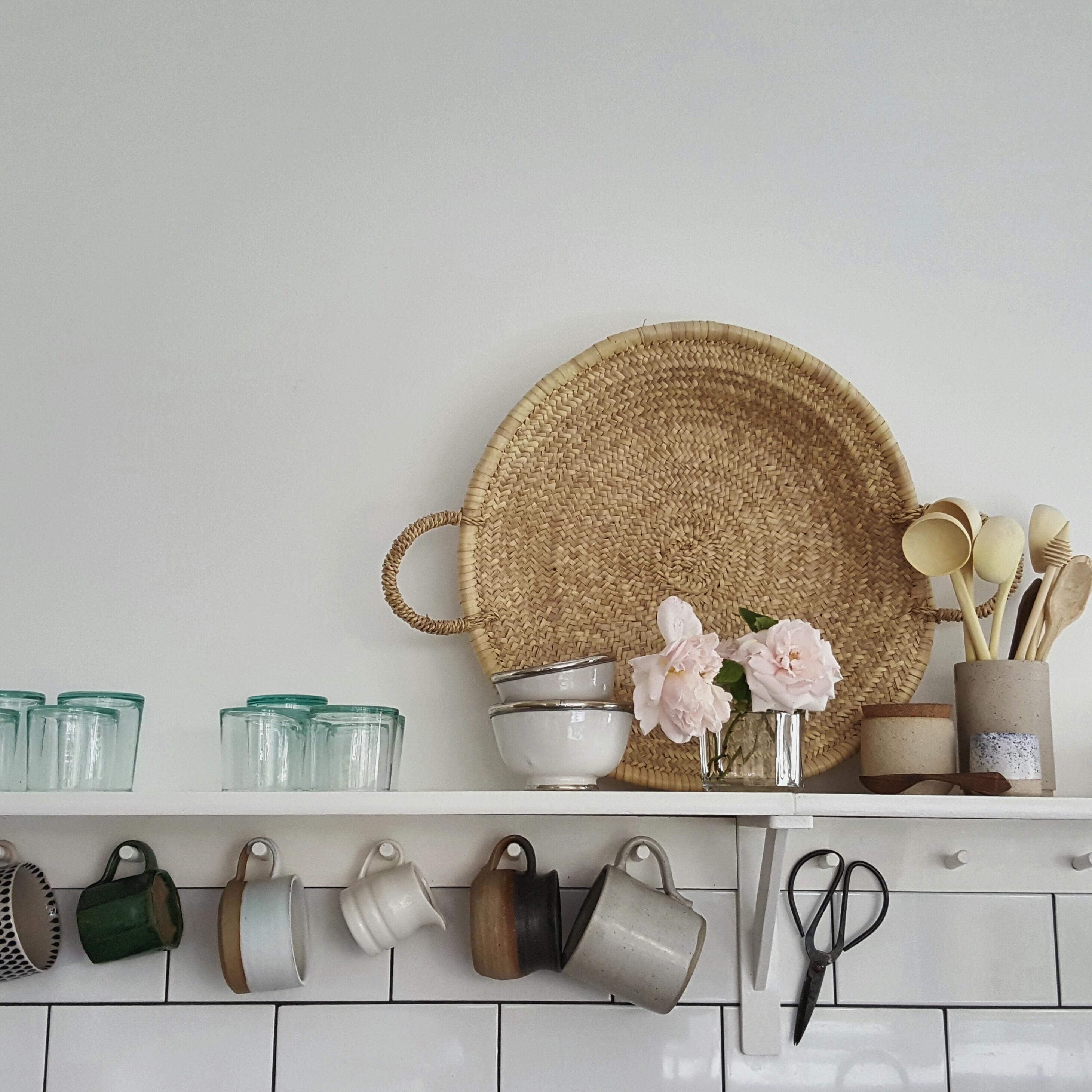 Lou Archell's kitchen