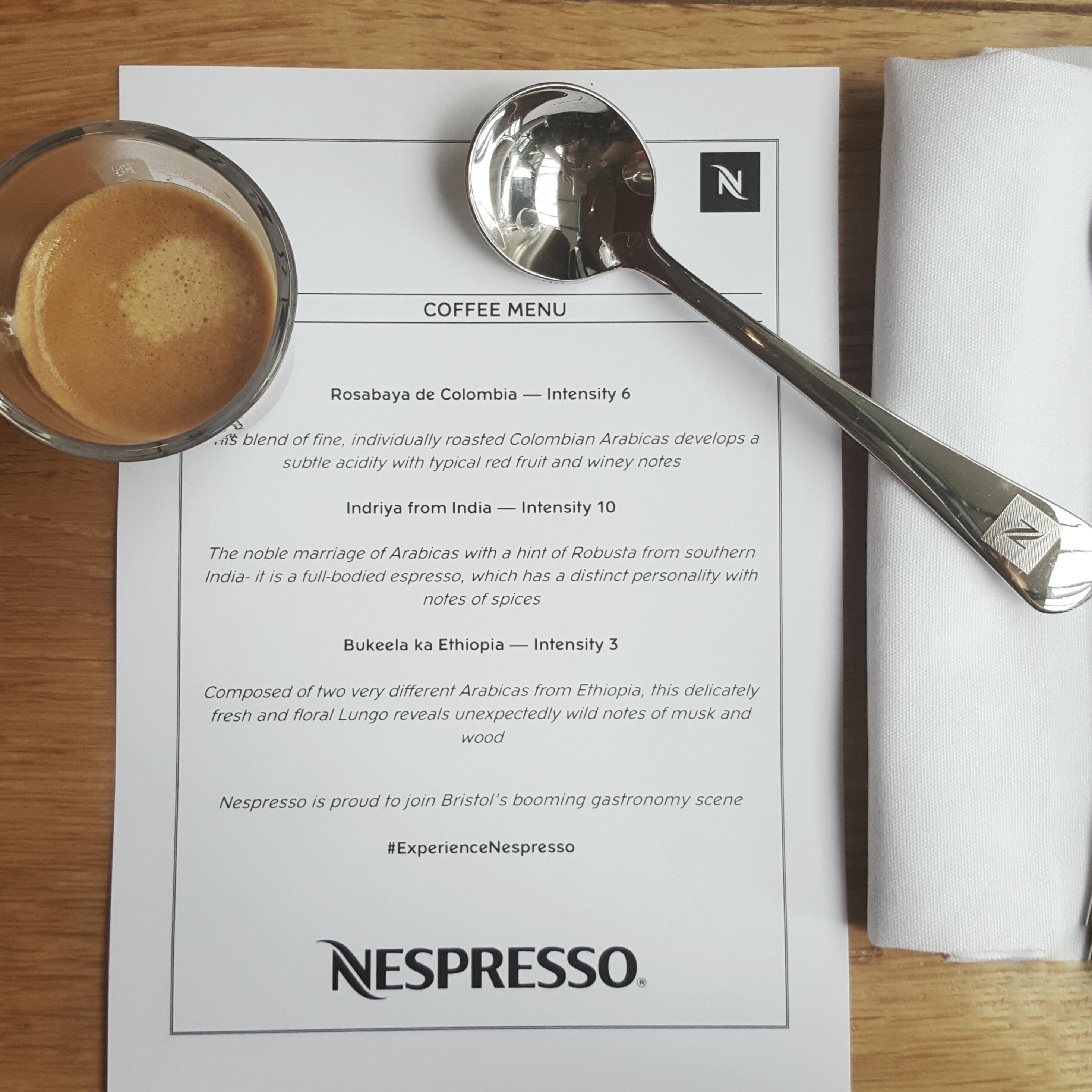 Lou Archell Nespresso July 2016