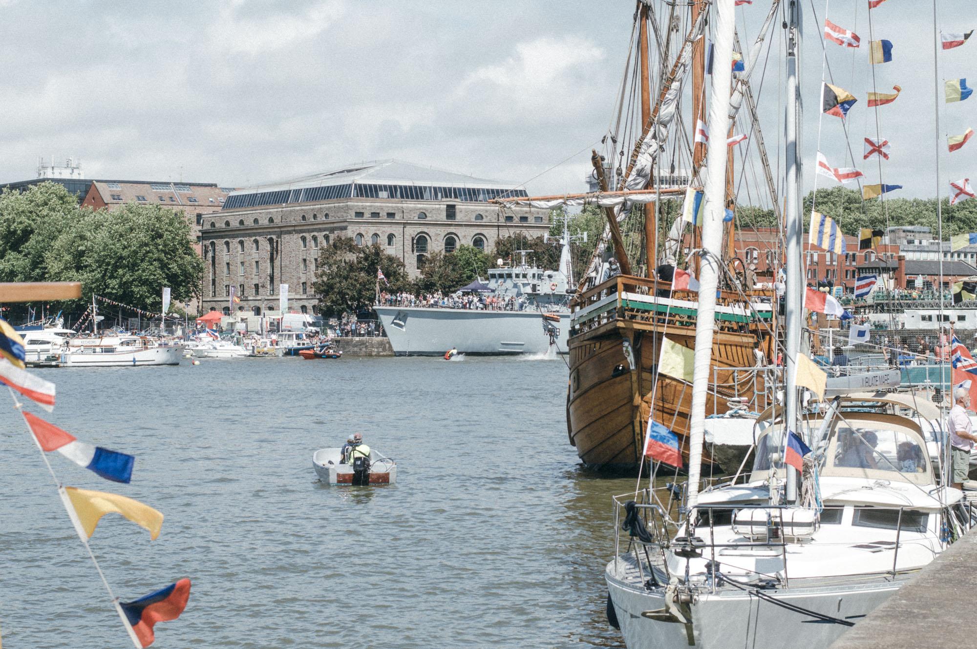 Lou Archell harbour festival July 2016