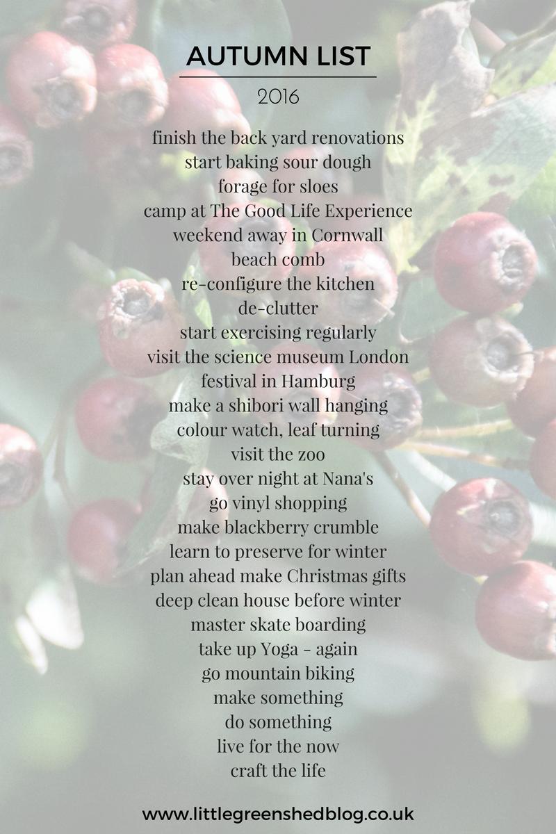 Autumn Manifesto 2016
