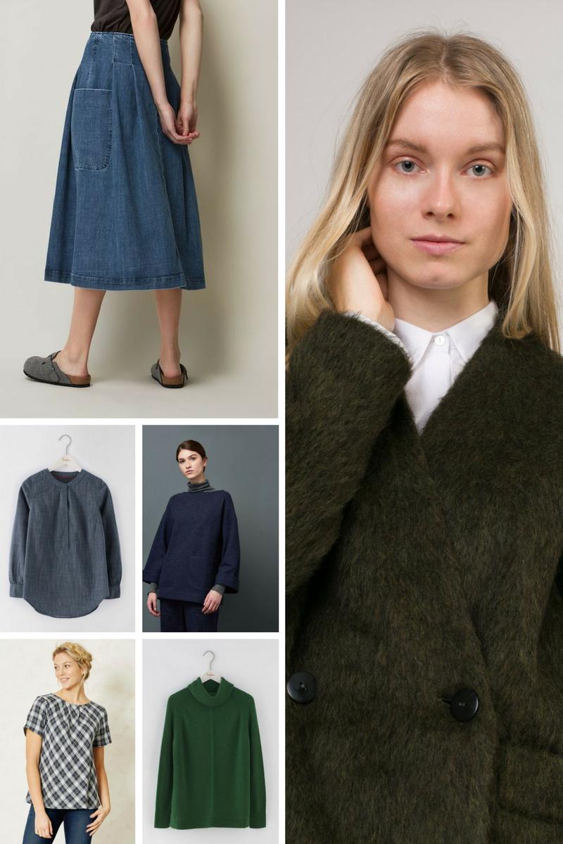 autumn wardrobe edit