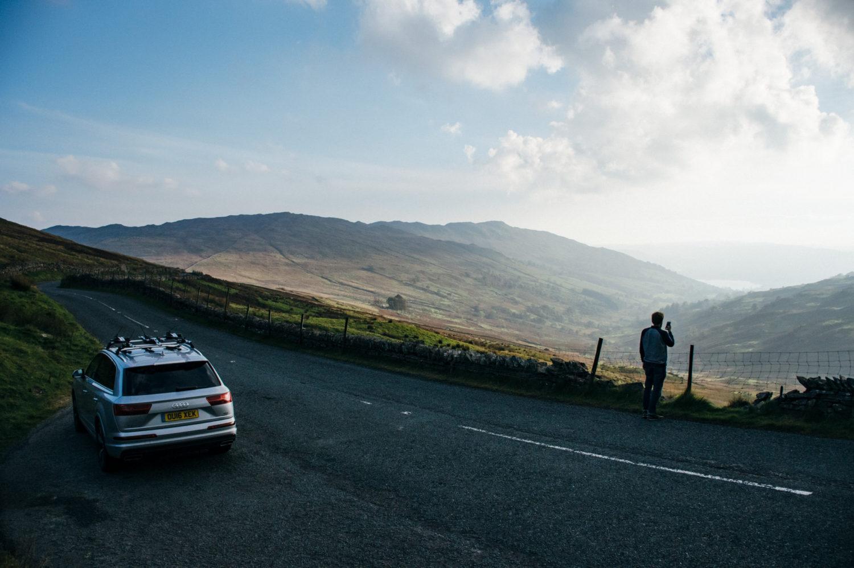Audi weekend Q7 Littlegreenshed Blog
