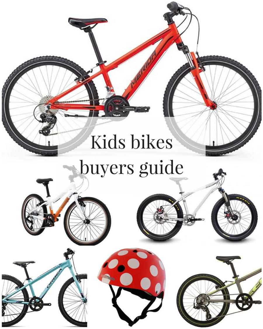 kids bike buyers guide