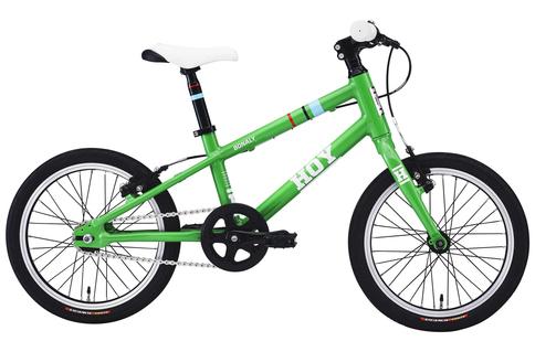 Kids Bike Buying Guide - hoy-bonaly-16-inch-kids-bike-green-ev203129-6000-15