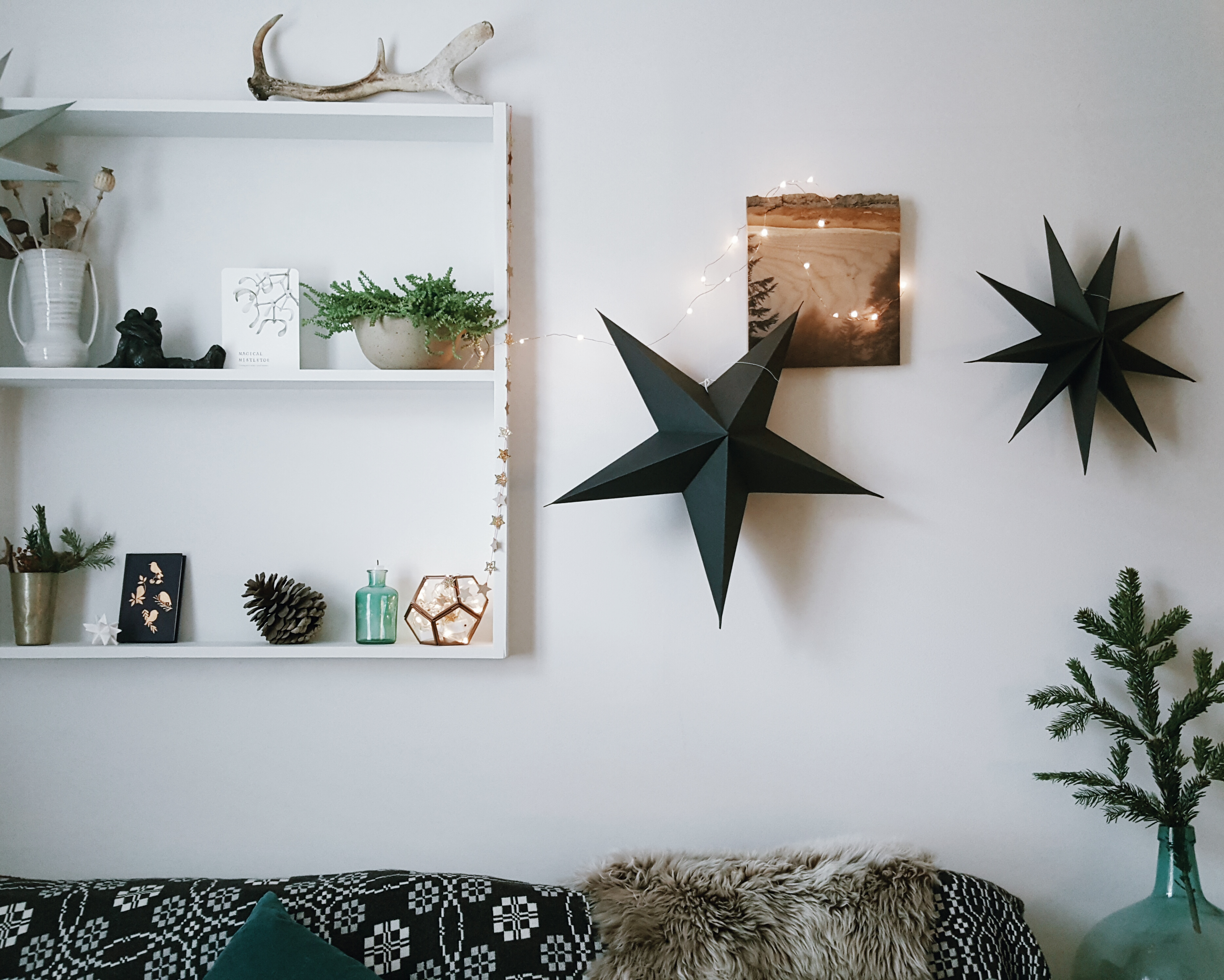 hygge living space with dfs
