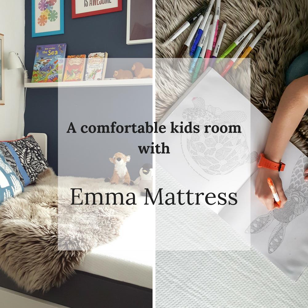 emma mattress littlegreenshed blog